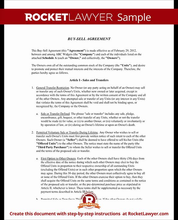 Simple Buy Sell Agreement Template Elegant Buy Sell Agreement form Sample Buy Sell Agreement Template