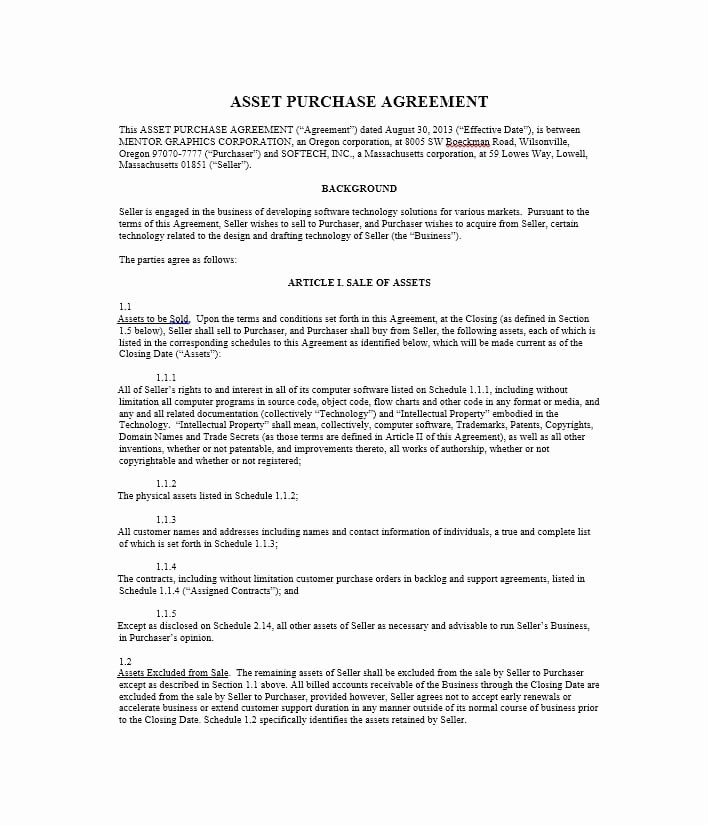 Simple Buy Sell Agreement Template Lovely 37 Simple Purchase Agreement Templates [real Estate Business]