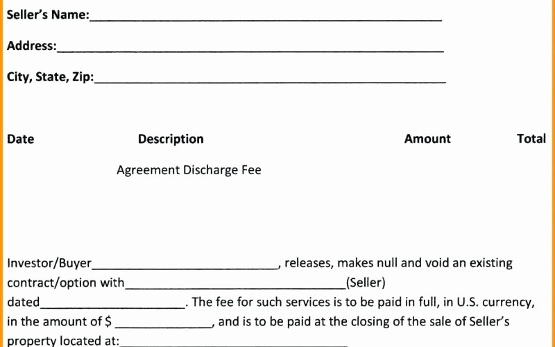 Simple Buy Sell Agreement Template Luxury Free Real Estate Purchase Agreement Template