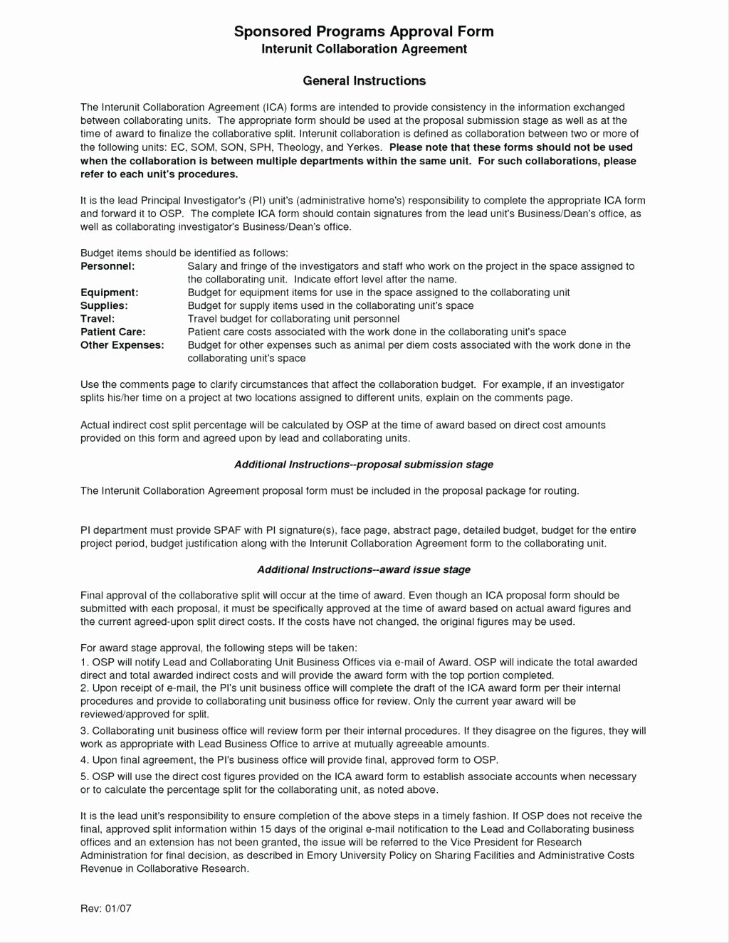 Simple Collaboration Agreement Template Luxury Template Corp to Corp Contract Template