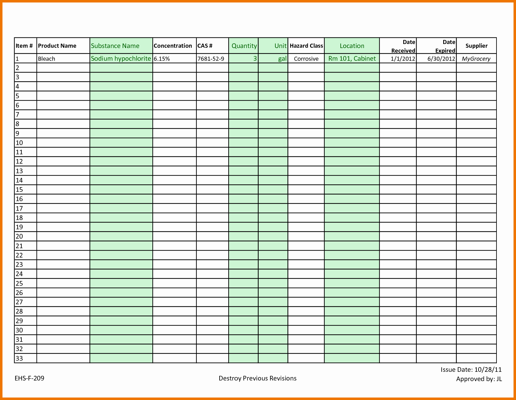 Simple Inventory Excel Template Best Of Free Excel Inventory Template Portablegasgrillweber