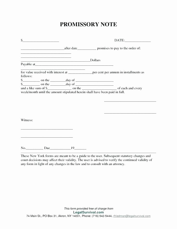 Simple Loan Application form Template Elegant Simple Interest Promissory Note form Sample Survey