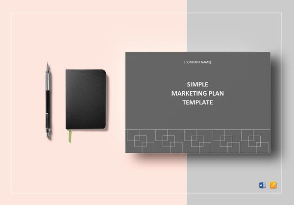 Simple Marketing Plan Template Unique event Marketing Plan Template 11 Free Word Documents