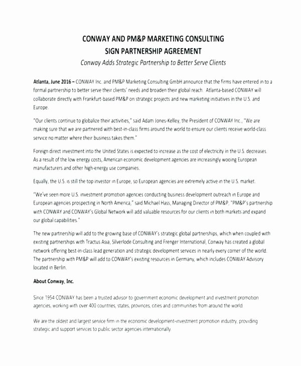 Simple Partnership Agreement Template Doc Inspirational Simple Investment Agreement Template Partnership Contract