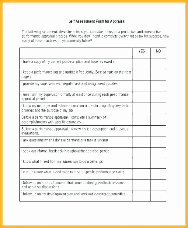 Simple Performance Review Template Awesome Simple Performance Appraisal Template