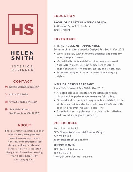 Simple Professional Resume Template Unique Customize 979 Resume Templates Online Canva