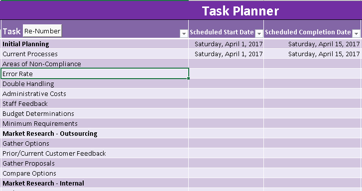 Simple Project Implementation Plan Template Fresh How to Create A Project Plan In Excel A Template Using