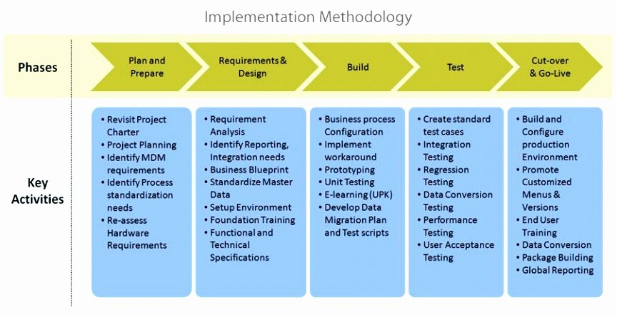 Simple Project Implementation Plan Template Inspirational 8 Post Implementation Plan Template Yrptt