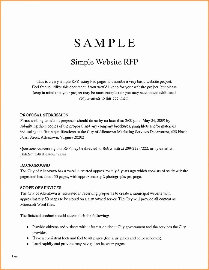Simple Project Scope Template Luxury Simple Project Scope Document Template Luxury Resume Best
