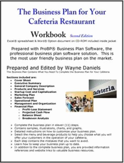 Simple Restaurant Business Plan Template Elegant 32 Free Restaurant Business Plan Templates In Word Excel Pdf