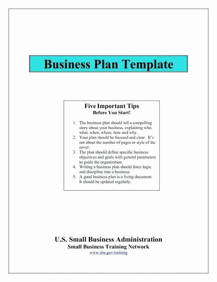 Simple Restaurant Business Plan Template Fresh Free Restaurant Business Plan Template Spreadsheet