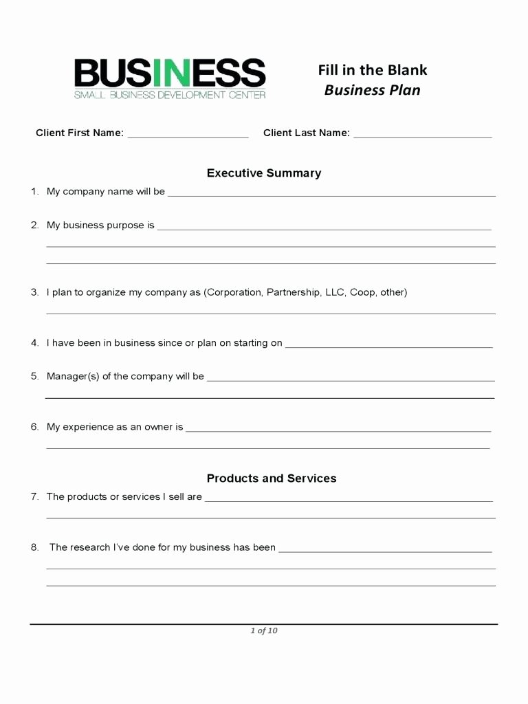 Simple Restaurant Business Plan Template Inspirational Llc Business Plan Template Simple Business Proposal