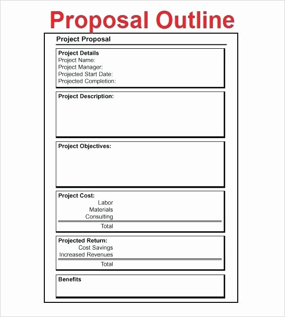 Simple Rfp Template Word Beautiful Project Proposal Template Word Revolutionary Depict School