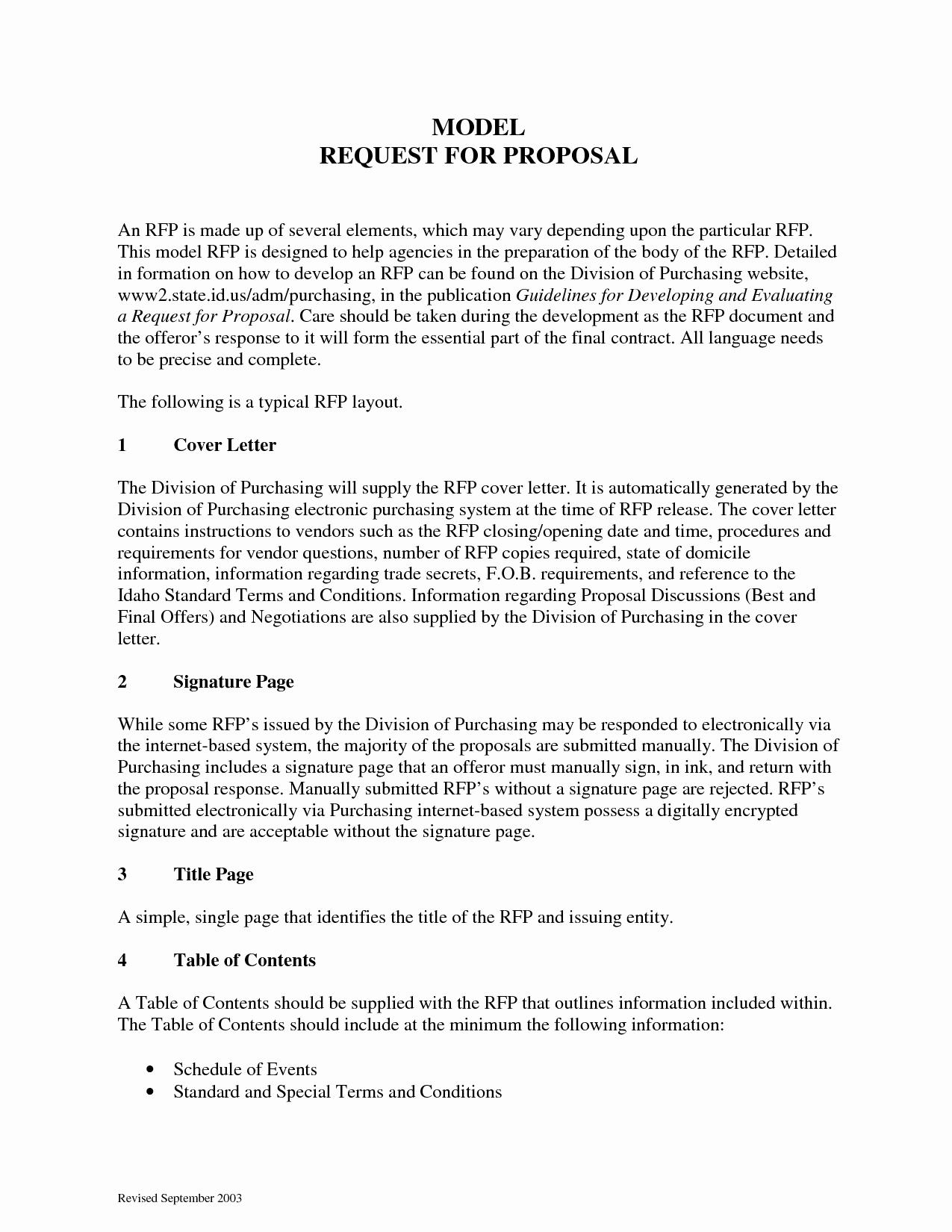 Simple Rfp Template Word New Simple Rfp Template Word Portablegasgrillweber