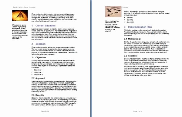 Simple Rfp Template Word Unique Proposal Template Microsoft Word Templates