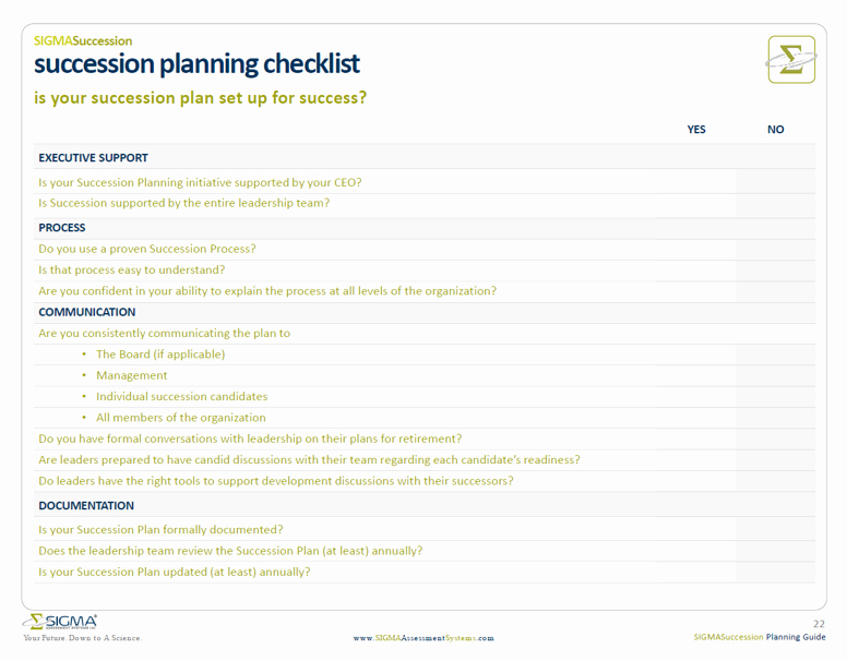 Simple Succession Plan Template Lovely Succession Planning Template Sigma assessment Systems