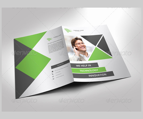 Single Fold Brochure Template Beautiful 12 Modern Business Brochure Psd Templates