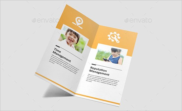 Single Fold Brochure Template Beautiful Single Panel Brochure Template Tadlifecare