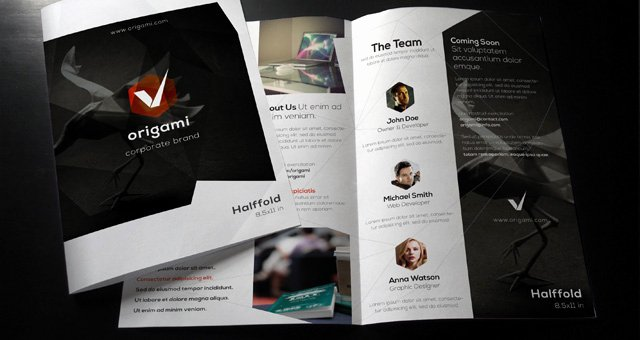 Single Fold Brochure Template Inspirational 20 Single Fold Brochure Templates
