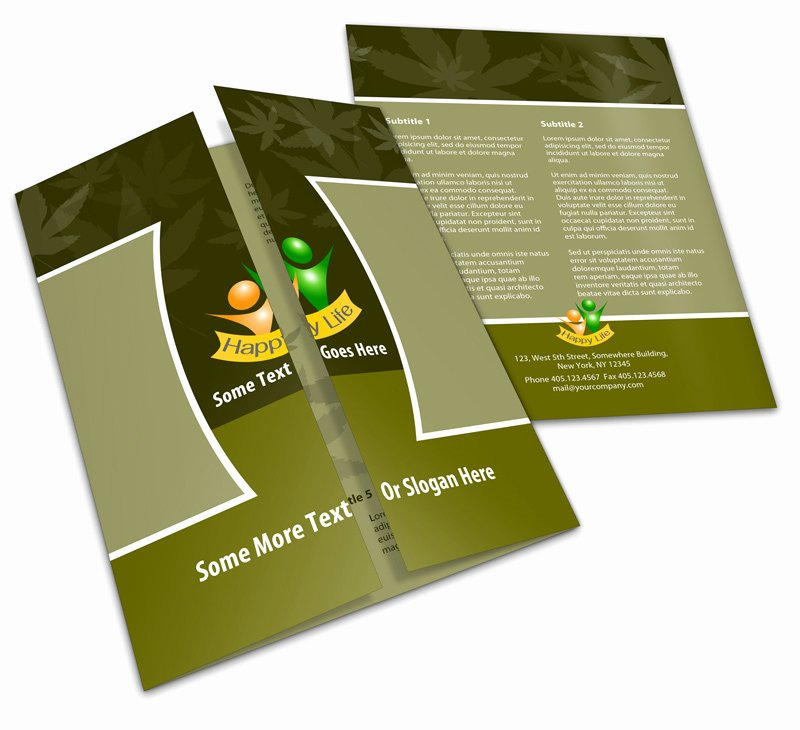 Single Fold Brochure Template Unique 11x17 Gate Fold Brochure Mockup