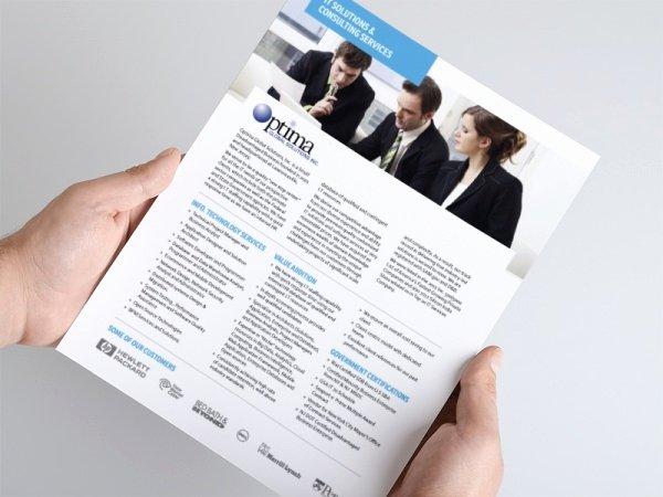 Single Page Brochure Template Beautiful 13 E Page Brochure Designs Ai Psd Google Docs