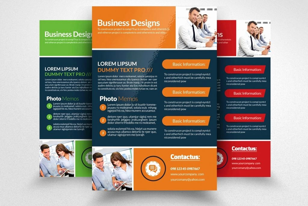 Single Page Brochure Template Luxury Single Page Newsletter Template Word New 007 Template