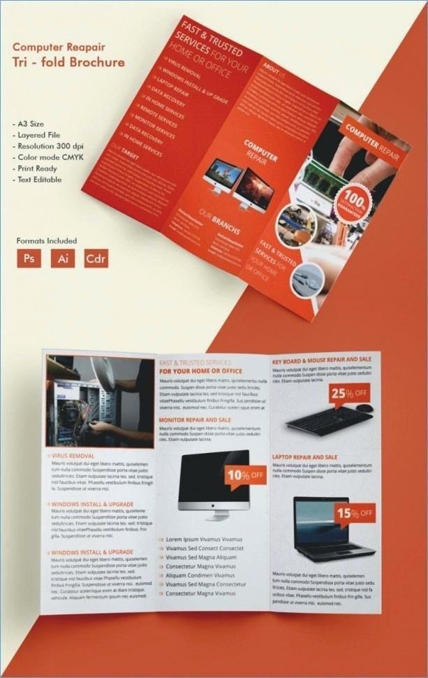 Single Page Brochure Template Unique Templates A Non Profit Leaflets E Page Brochure Single