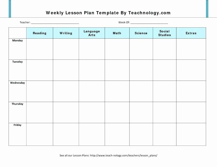 Siop Lesson Plan Template 3 Unique Math Lesson Plan Template Word Document Daily Plans