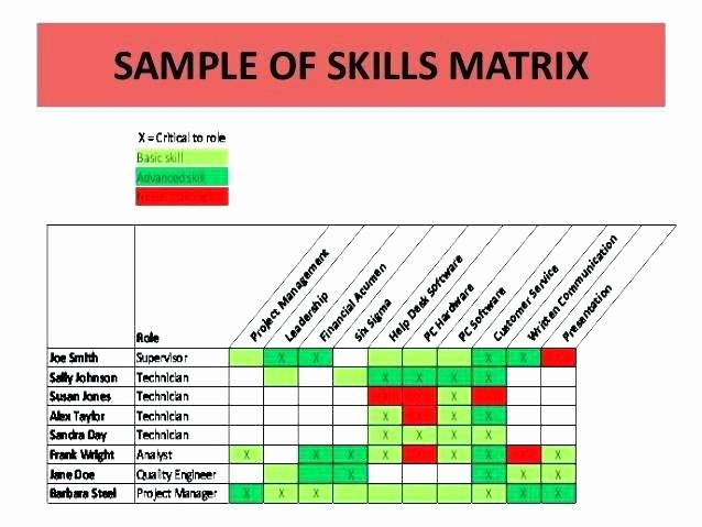 Skills Matrix Template Excel Beautiful Petency assessment Template Self Sample – Carpatyfo