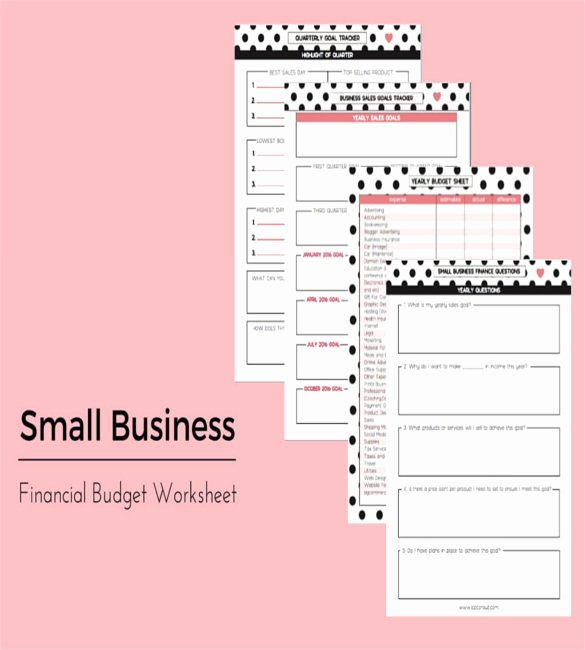 Small Business Budget Template Luxury 13 Sample Business Bud Templates Word Pdf Pages