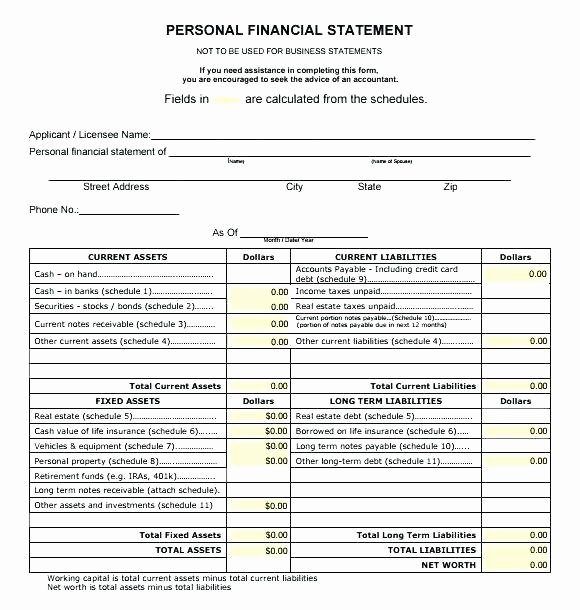 Small Business Financial Statement Template Best Of Pany Financial Statements Template – Puebladigital
