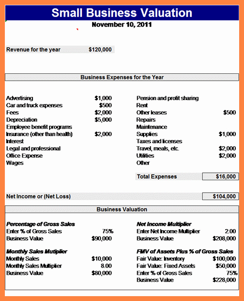 Small Business Income Statement Template Awesome 7 Quarterly Report Template Small Business