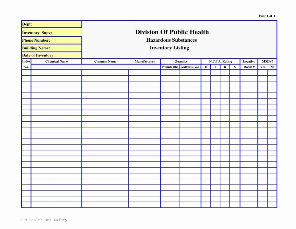 Small Business Inventory Spreadsheet Template New Small Business Inventory Spreadsheet Template Free Excel