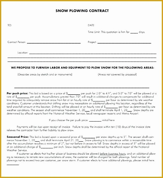 Snow Removal Bid Template Fresh Diagram Templates for Google Slides Lawn Care Proposal