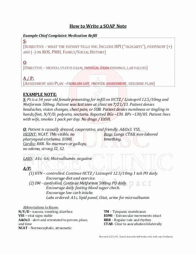 Soap Note Template Pdf Best Of soap Template – Voipersracing