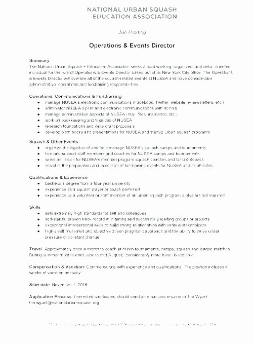 Soccer Coach Resume Template Best Of Coaching Resume Examples – Netdevilz