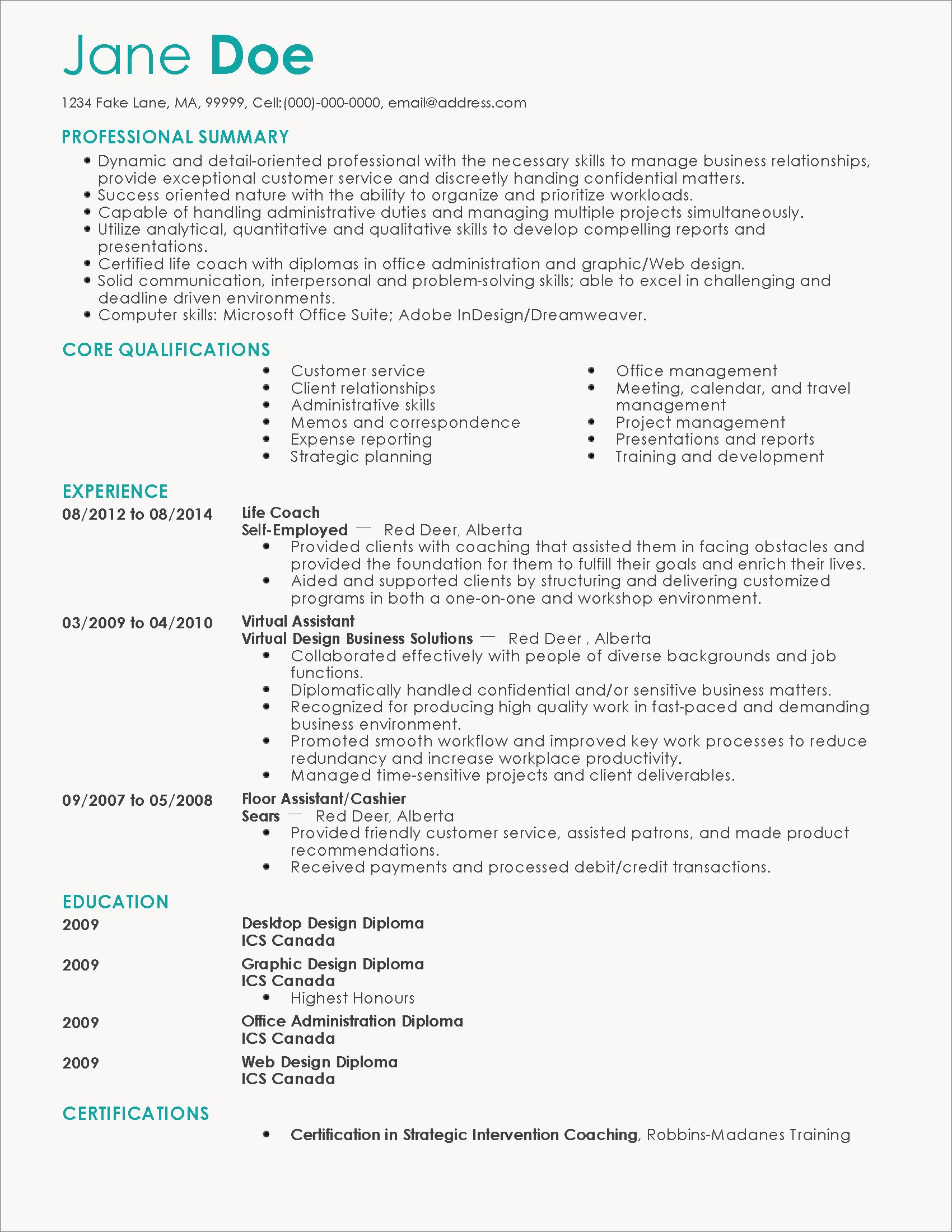 Soccer Coach Resume Template Best Of soccer Coach Resume Template Coaching Cover Letter