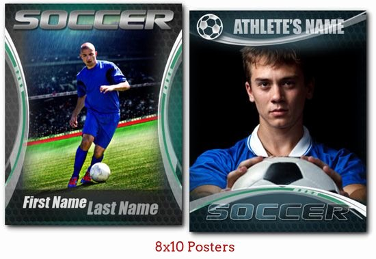 Soccer Player Cards Template New New Series Of soccer Templates