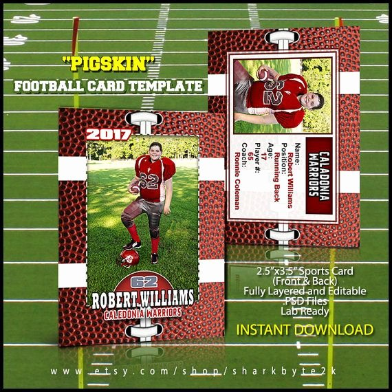 Soccer Player Cards Template Unique 34 Best Baseball Card Templates Images On Pinterest