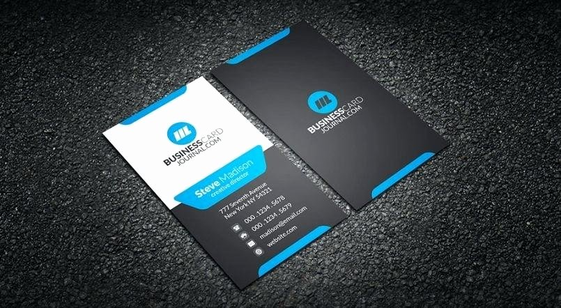 Social Media Business Card Template Fresh social Media Business Card Template Size Designs