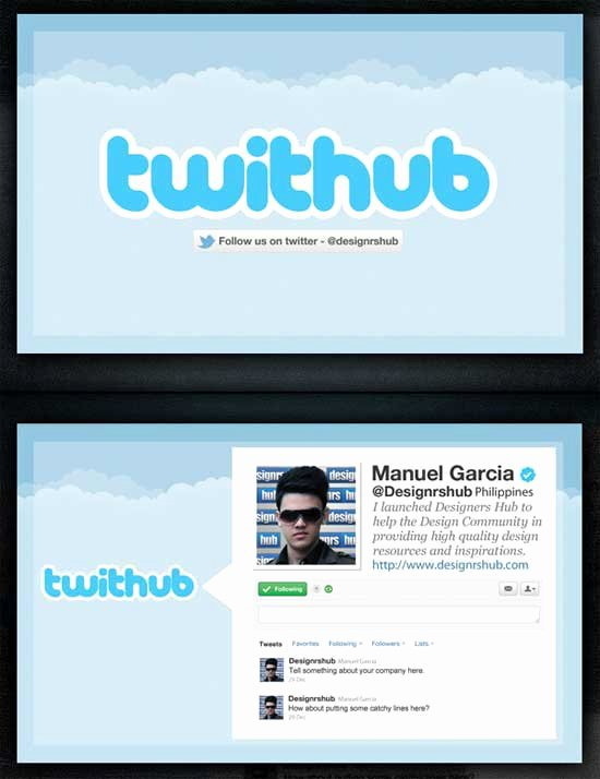 Social Media Business Card Template Lovely social Media Business Cards 20 Creative Examples