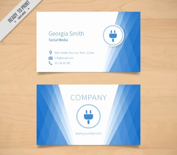 Social Media Business Cards Template Awesome 39 social Media Business Card Templates Free & Premium