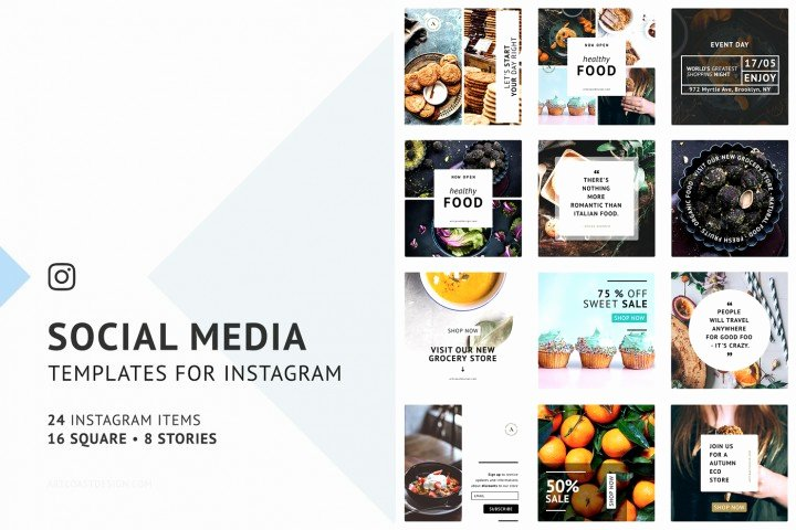 Social Media Posting Template Lovely Chalkboard Ppt Presentation Template by Blixa 6 Studios