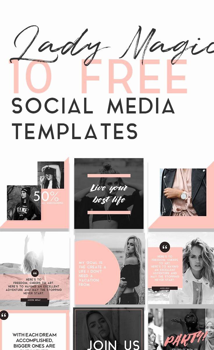 Social Media Posting Template Luxury Best 25 social Media Template Ideas On Pinterest