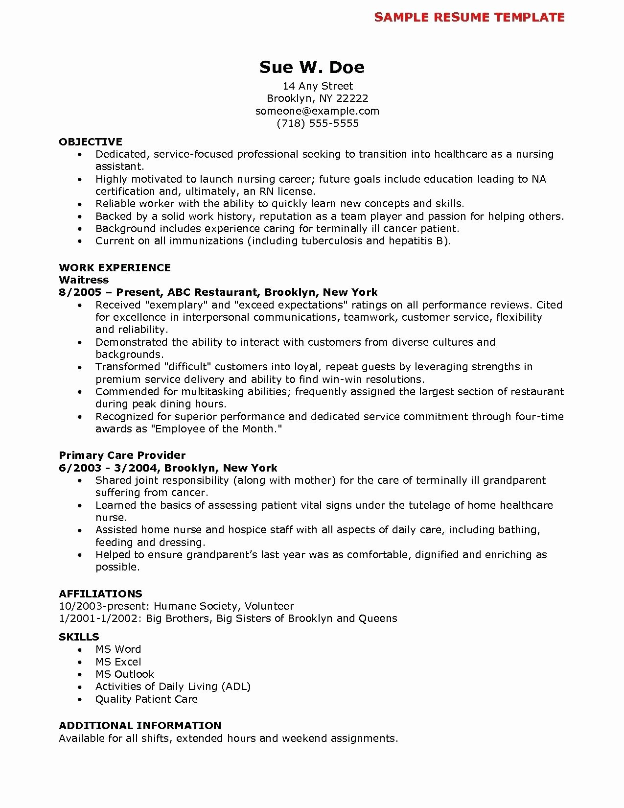 Social Media Resume Template Best Of Resume social Media Resume