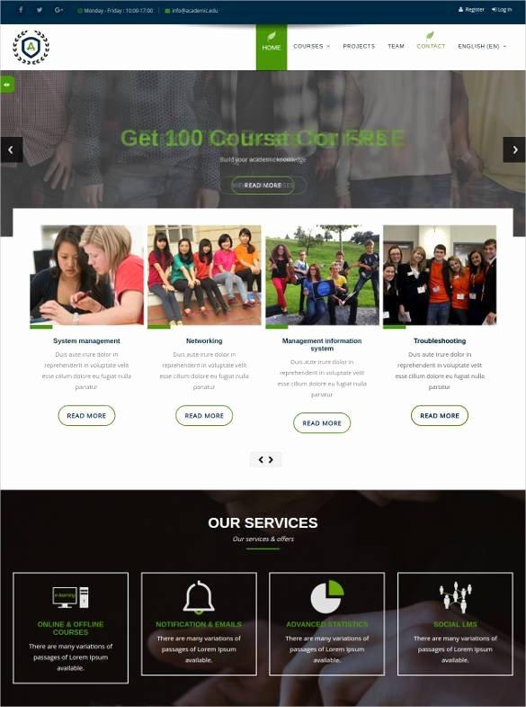 Social Media Website Template Beautiful 24 social Media Website themes & Templates