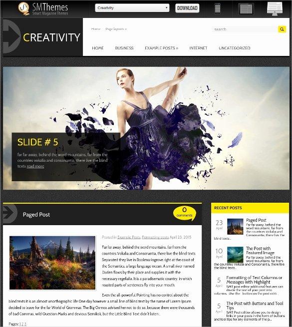 Social Media Website Template Elegant 38 social Media Website themes & Templates