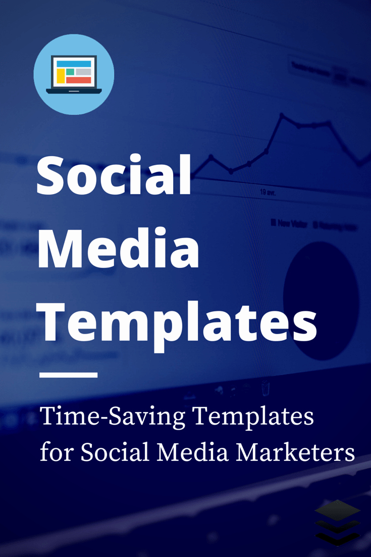 Social Media Website Template Inspirational 15 New social Media Templates to Save You even More Time