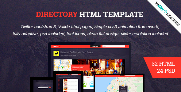 Social Network Website Template Inspirational HTML Directory Geolocation social Network Miscellaneous