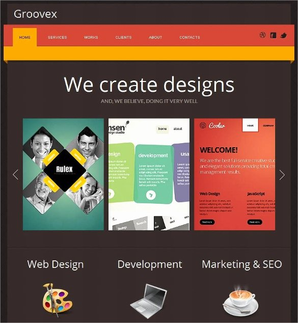 Social Networking Web Template Luxury 38 social Media Website themes & Templates